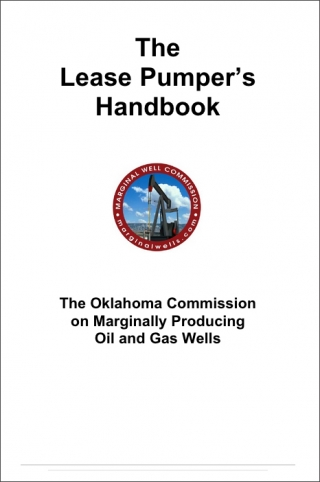 Lease Pumper Handbook Greasebook